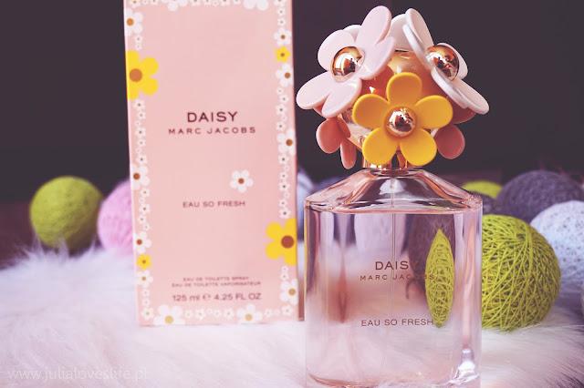 Zapach na lato    Marc Jacobs - Daisy Eau So Fresh