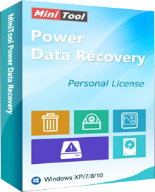 MiniTool Power Data Recovery 7 + Ativação
