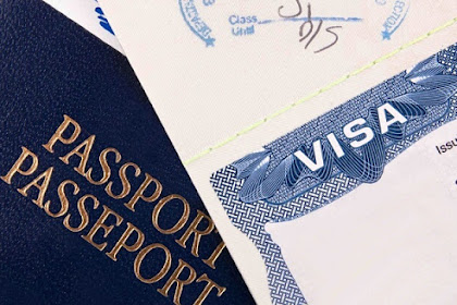 Contoh Surat Untuk Rekomendesi Visa Bahasa Inggris