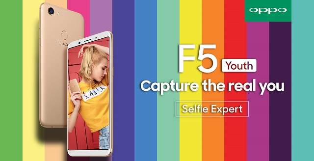 Oppo F5 Youth Philippines