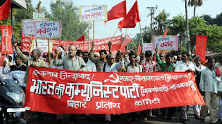 left-parties-bihar-protest-against-nitish