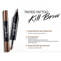 Jual Tinted Tatoo Kill Brown
