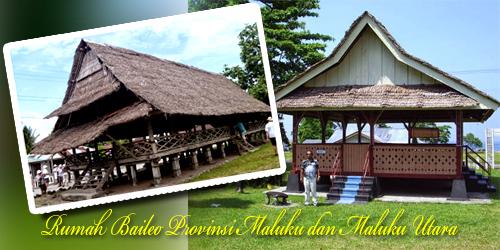 Fungsi Serta Keunikan Rumah Baileo Maluku Dan Maluku Utara Media Pendidikan