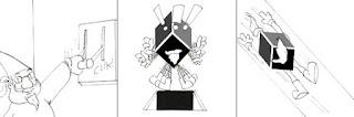 Calendrier de l'Avent-17-decembre-aventure-noël-ocube-bdocube-rencontre-voyage-père-rennes-rudolph-bedeocube