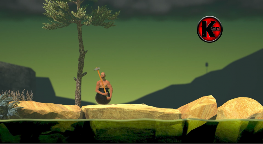 how to get getting over it with bennett foddy
