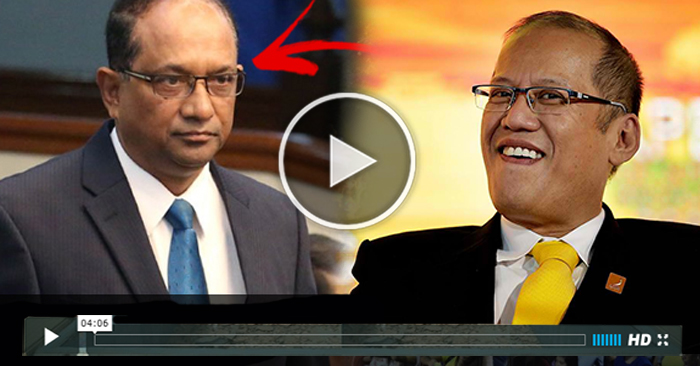 "WATCH: Shocking! Bangladesh Ambassador Called Noynoy Aquino as ""THE MOST STUPID PRESIDENT IN THE WORLD"""