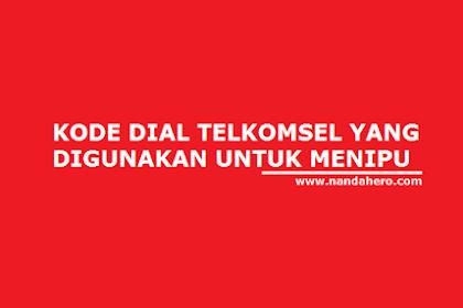 Awas kode dial Telkomsel paket internet murah/kuota gratis berikut ini!