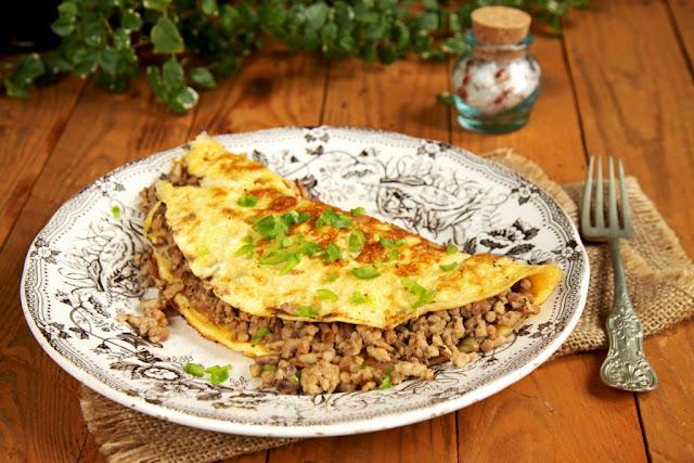 omlet po tajsku