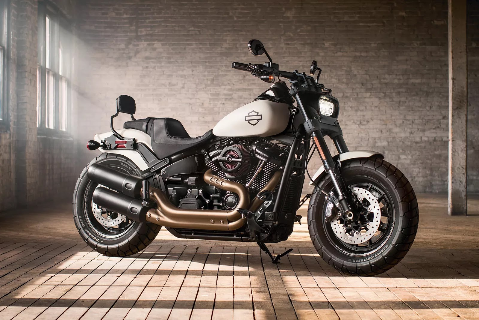 biker excalibur II: 2018 Harley-Davidson Fat Bob