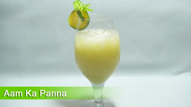 How to Make Aam Kaa Panna