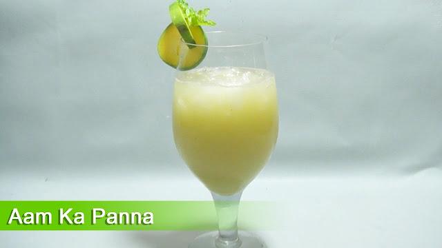 How to Make Aam Kaa Panna