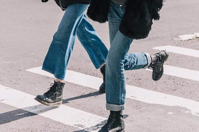 Estos son los jeans que te quedan mejor si eres chaparrita