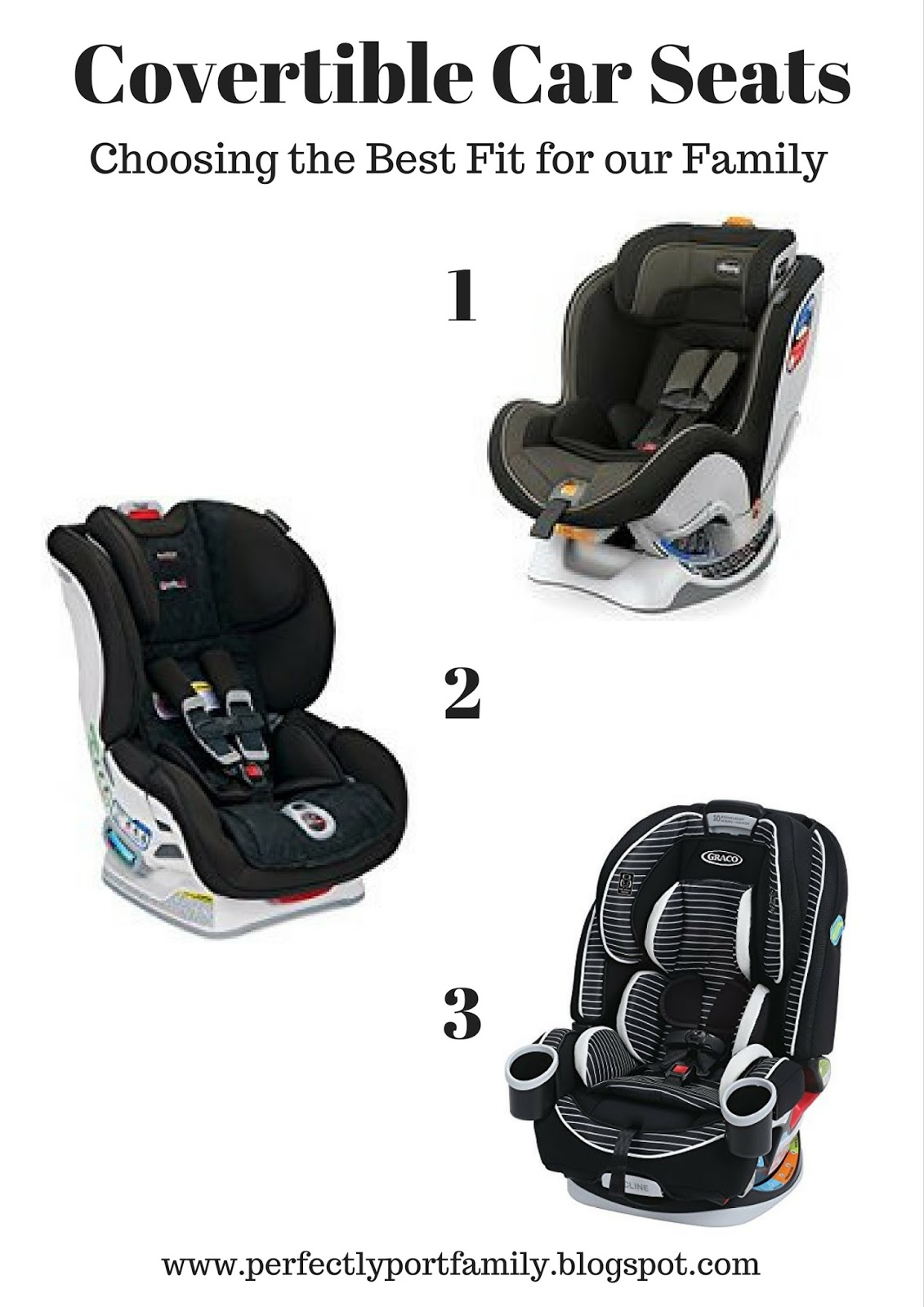 Decisions Decisions Convertible Car Seats Perfectly
