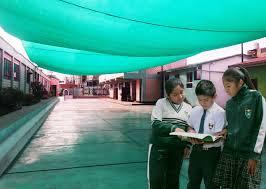 Instalarán mallas contra rayos ultravioleta en colegios