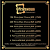 Pricelist Frameous Photobooth