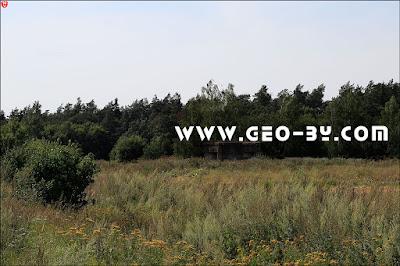 Второй локализованный полукапонир у деревни Великая Раёвка