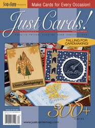 Published Just Cards Winter 2016