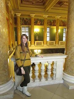 Interior Museo Nacional de Hungría 3