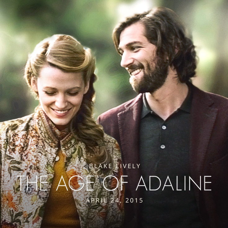 Prime The Movie Im Most Excited To See In 2015 The Age Of Adaline Hairstyle Inspiration Daily Dogsangcom