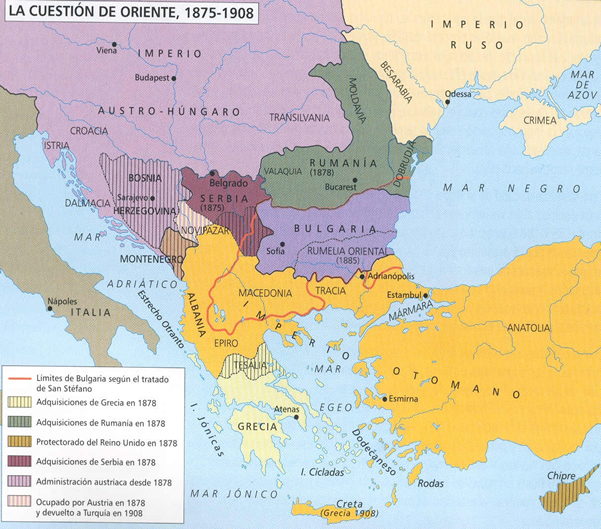 Montes Balcanes Mapa Geografico.Historia Y Geografia Balcanes I