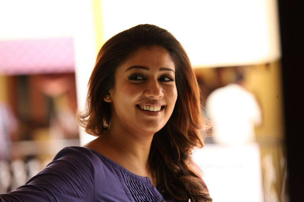 Nayanthara Cool From Good Evening Movie