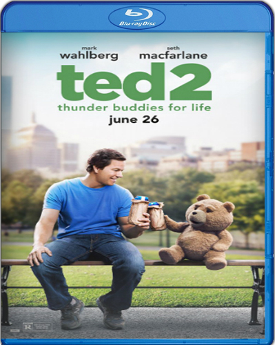 Ted 2 [BD50] [2015] [Latino]