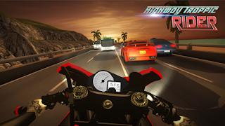 Highway Traffic Rider 1.6.7 Mod Apk Free Shopping