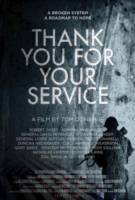 Thank You For Your Service 2017 English 720p BRRip ESub 900MB