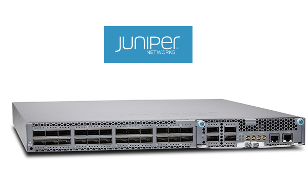 Juniper Debuts Accelerated 40GbE Switch with Xeon and FPGA for