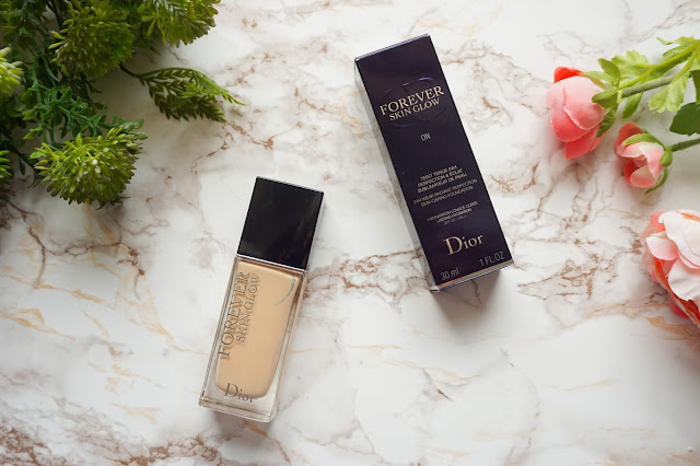 [Review] Dior -  Forever Glow Skin Foundation