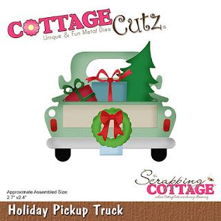 http://www.scrappingcottage.com/cottagecutzholidaypickuptruck.aspx
