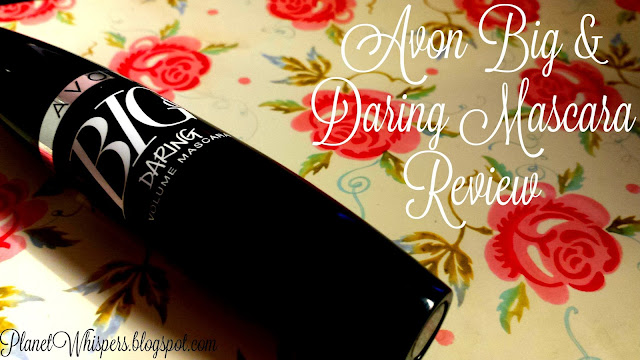 Product Review- Avon Big & Daring Mascara