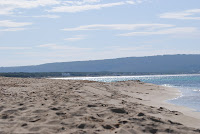 Playa de Formentera en el blog Relatos de Meri