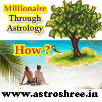 How to be a millionaire through astrology and occult sciences, how to be a rich, astrologer for guidance to be a millionaire, horoscope reading to be a millionaire, Fulfill desires through astrology and occult sciences powers.