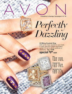 avon catalog countdown to savings flyer