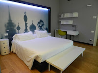 DUPARC contemporary suites camera appartamento