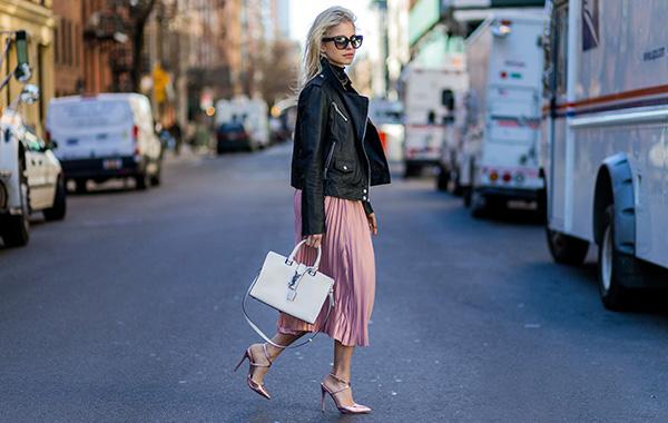 New York City street style, September 2016