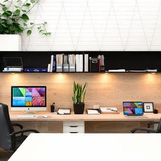 weekly inspiration: home office duplo | beda -7