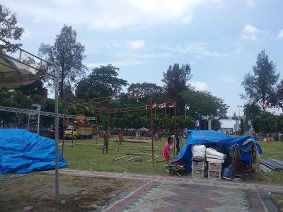 Ternyata Panita Bazar Telah Terjalin Kesepakatan Damai dengan Panitia O2SN,