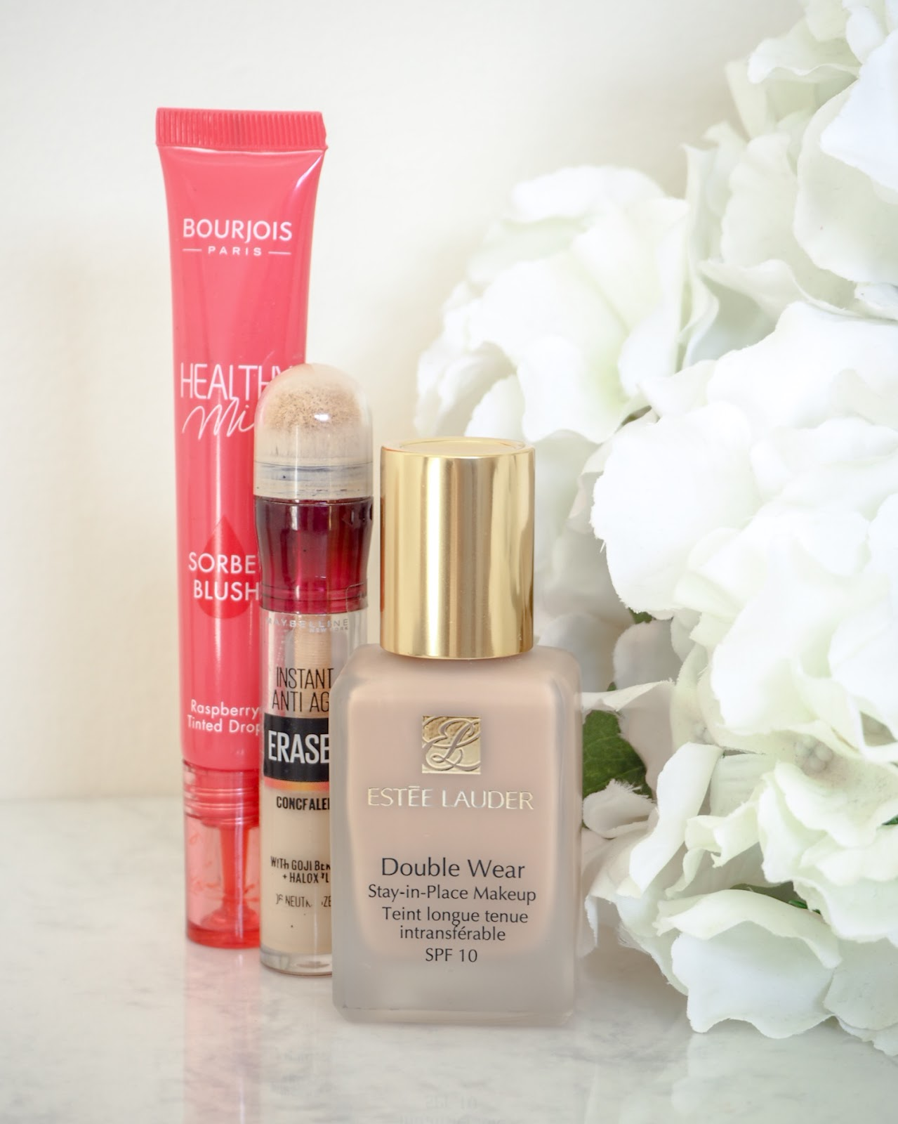 Estee Lauder Double Wear Foundation and Other Make-up Products