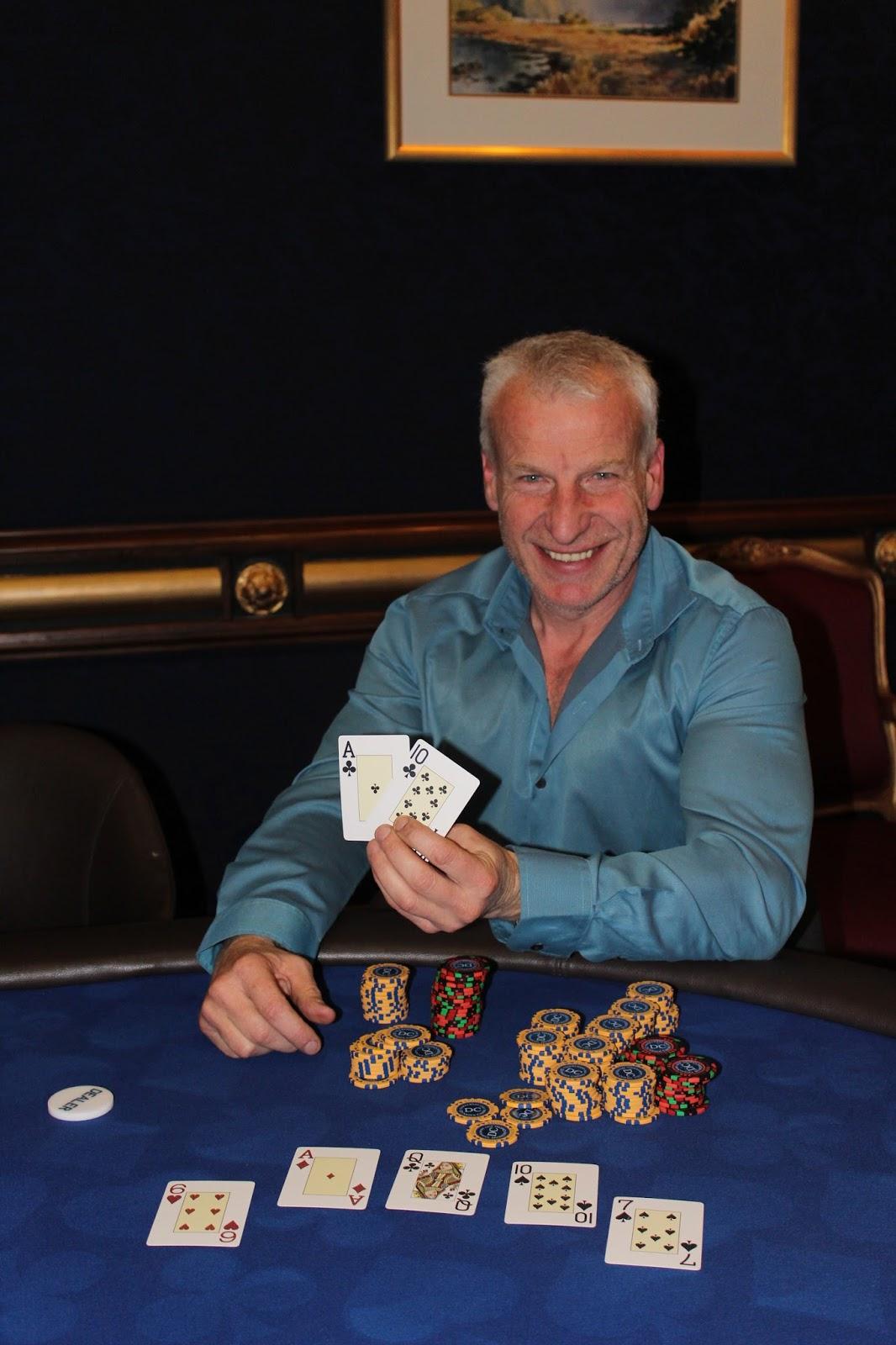 Greg Scott Dunedin Casino Poker Weekly Wednesday Texas Holdem