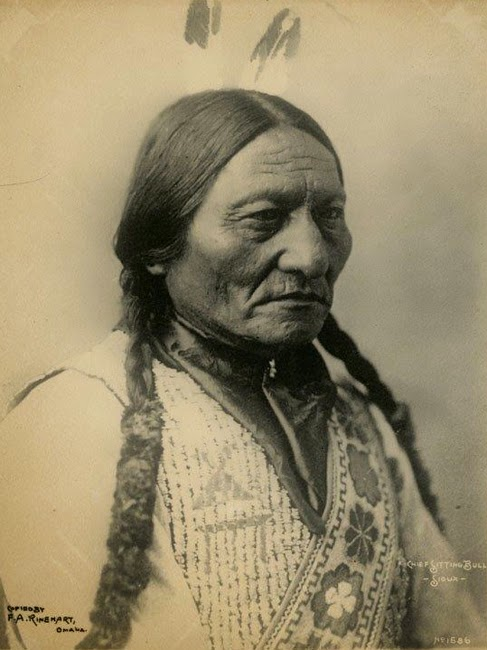 Jeff Arnolds West Sitting Bull