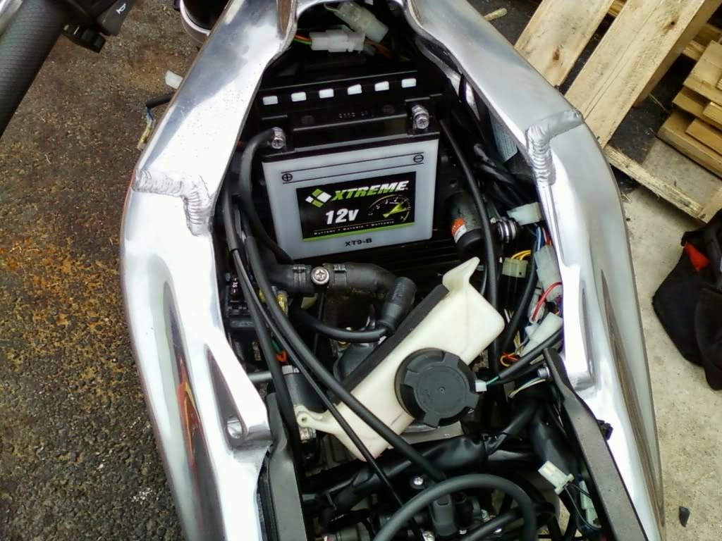 hight resolution of alternator output tests aprilia rs 125