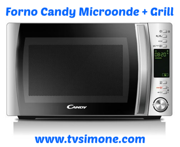 tv simone forno candy microonde grill. Black Bedroom Furniture Sets. Home Design Ideas