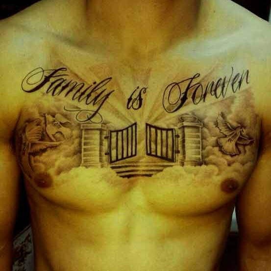 best family tattoos