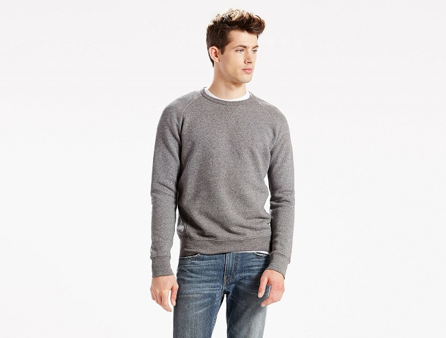Tips memadukan celana jeans dan sweater