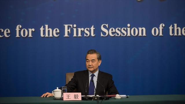 China amenaza a EEUU con una respuesta adecuada a guerra económica