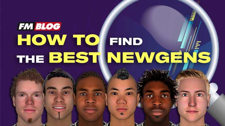 How to Find the Best Newgens (Regens) in Football Manager 2020