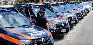 Guarda Civil de Osasco ganha novas viaturas