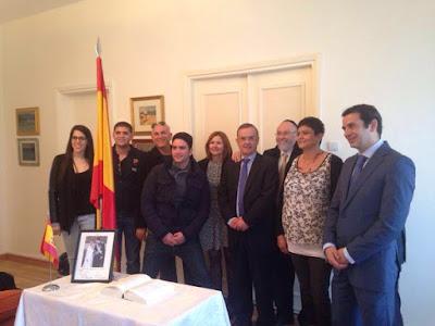 Trece judíos sefardíes juran en Jerusalén para recibir nacionalidad española